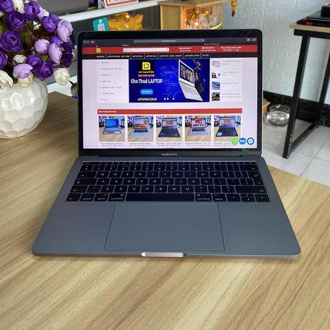 Macbook Pro MPXT2 - 2017 - Space Gray - Core I5 / Ram 8G / Ssd 256G / 13' Retina / Đẹp 98%