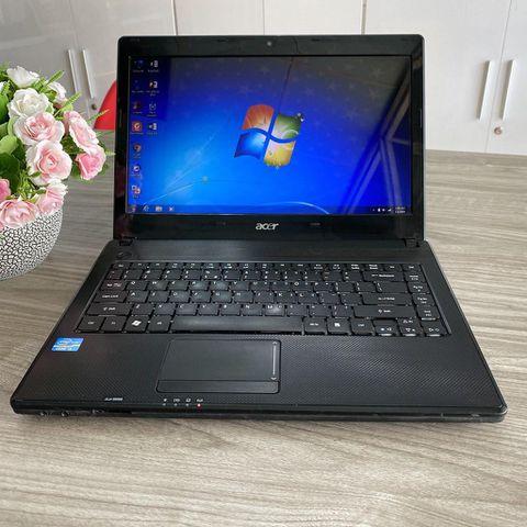 Acer 4738 - Chip I5 460M / Ram 4G / Ổ 500G / Màn 14 Inch / Pin tốt