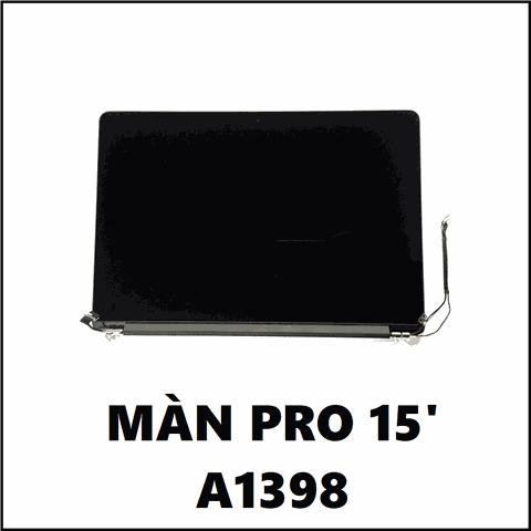 Cụm Màn Hình Macbook Pro Retina 15' A1398 2013 - 2014