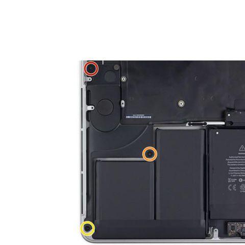 Thay Pin Macbook Tại Huế - Pin Macbook Pro 15 Inch 2015