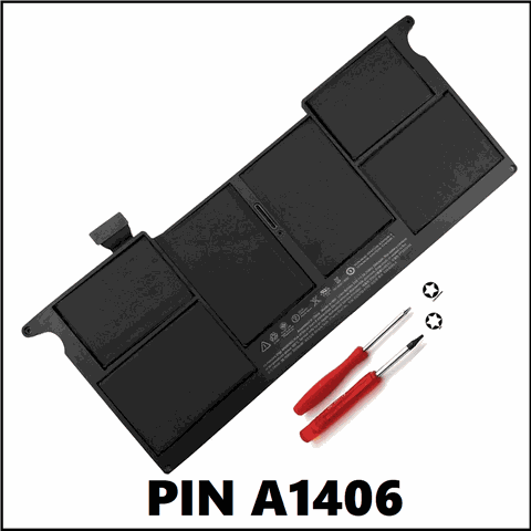 Thay Pin Macbook Tại Huế - Pin Macbook Air 11 Inch A1406