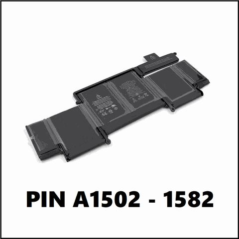 Thay Pin Macbook Tại Huế - Pin Macbook Pro 13 Inch A1502