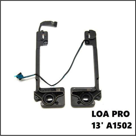 Loa Macbook Pro Retina 13 inch A1502 : 2013 - 2015