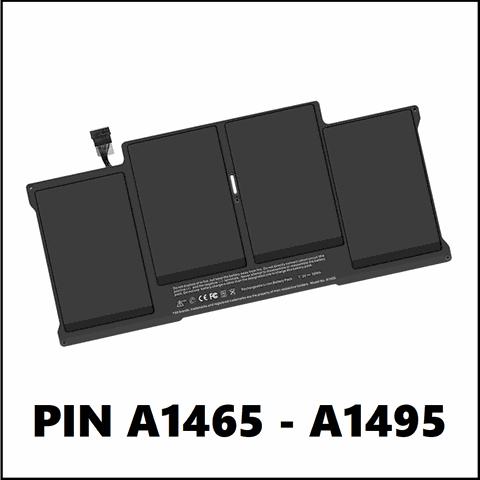 Thay Pin Macbook Tại Huế - Pin Macbook Air 11 Inch A1495