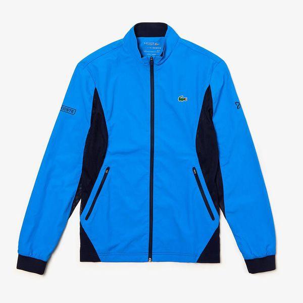 Áo Khoác Nam Lacoste Sport Novak Djokovic Full-Zip Jacket