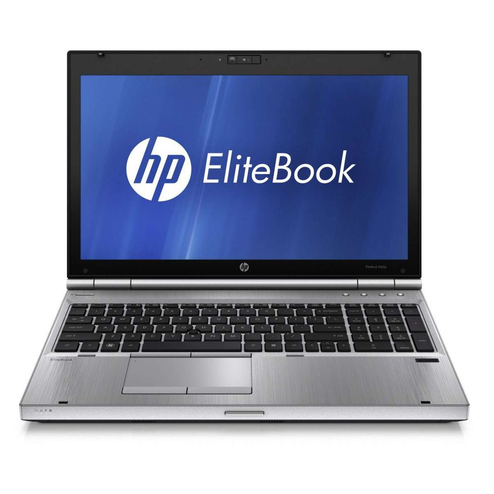 "HP Elitebook 8570p (Core I5-3320M | RAM 4GB | HDD 250GB | 15.6"" HD 1366x768 