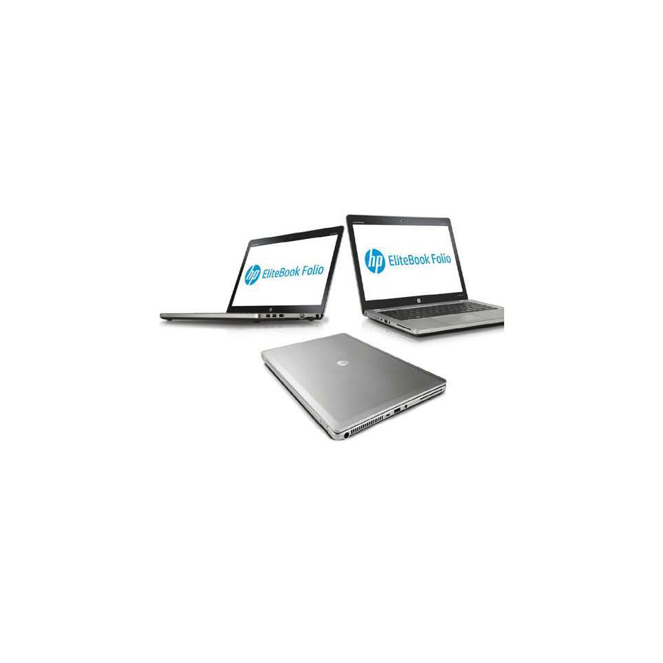 Hp Elitebook Folio 9470M Ultrabook (Core I7 3667U | RAM 4GB | SSD 240GB-256GB | 14 Inch | HD Graphics 4000) –