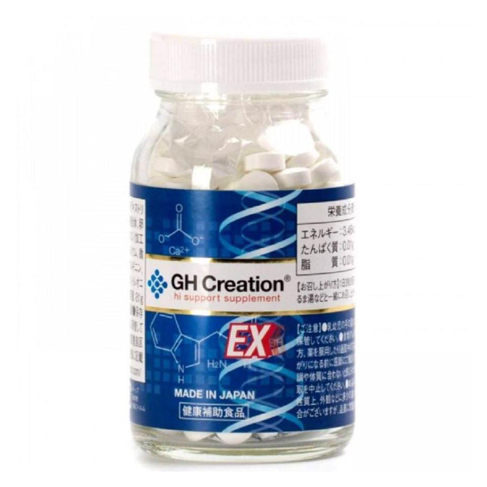 GH-Creation - Viên Uống Hỗ Trợ Tăng Chiều Cao Nhật Bản, 270 viên