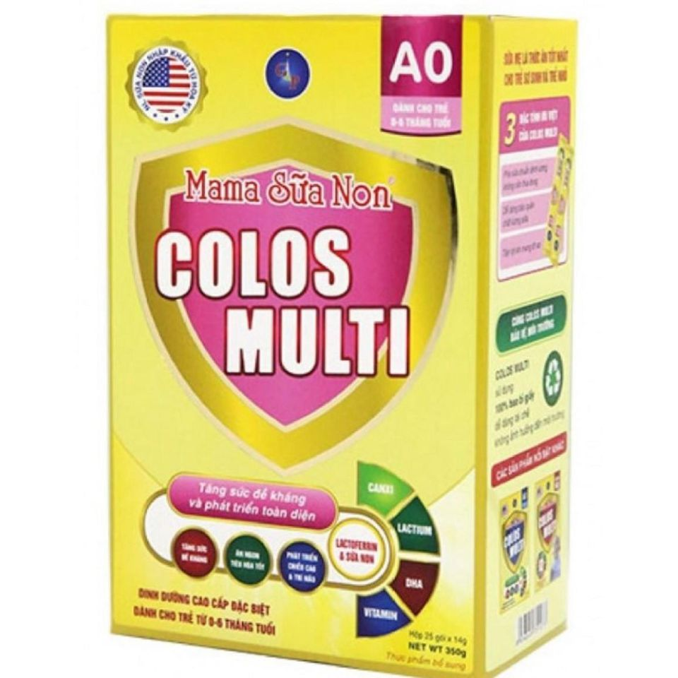 Mama Sữa Non Colos Multi A0