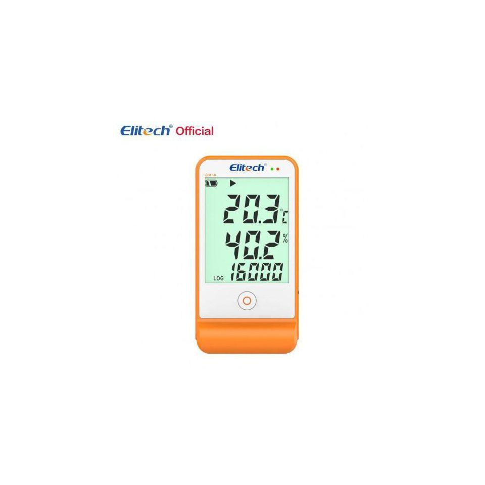 Nhiệt ẩm kế tự ghi GSP-6