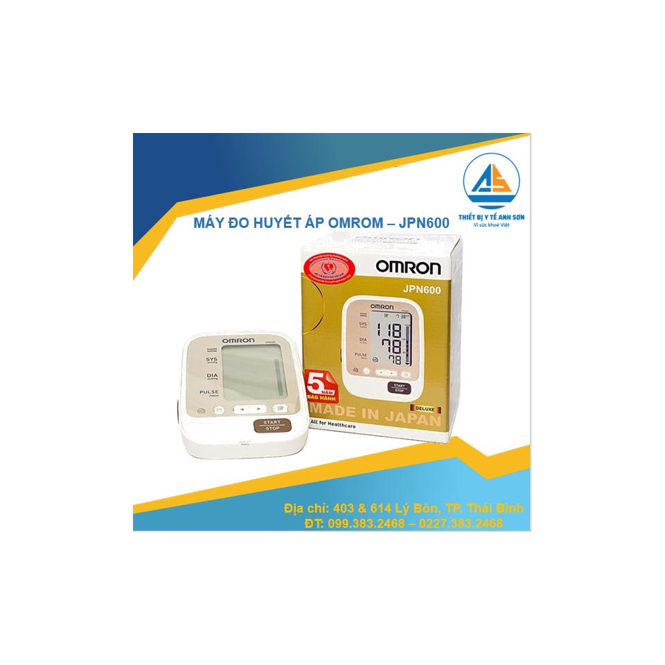 Máy đo huyết áp Omrom JPN-600