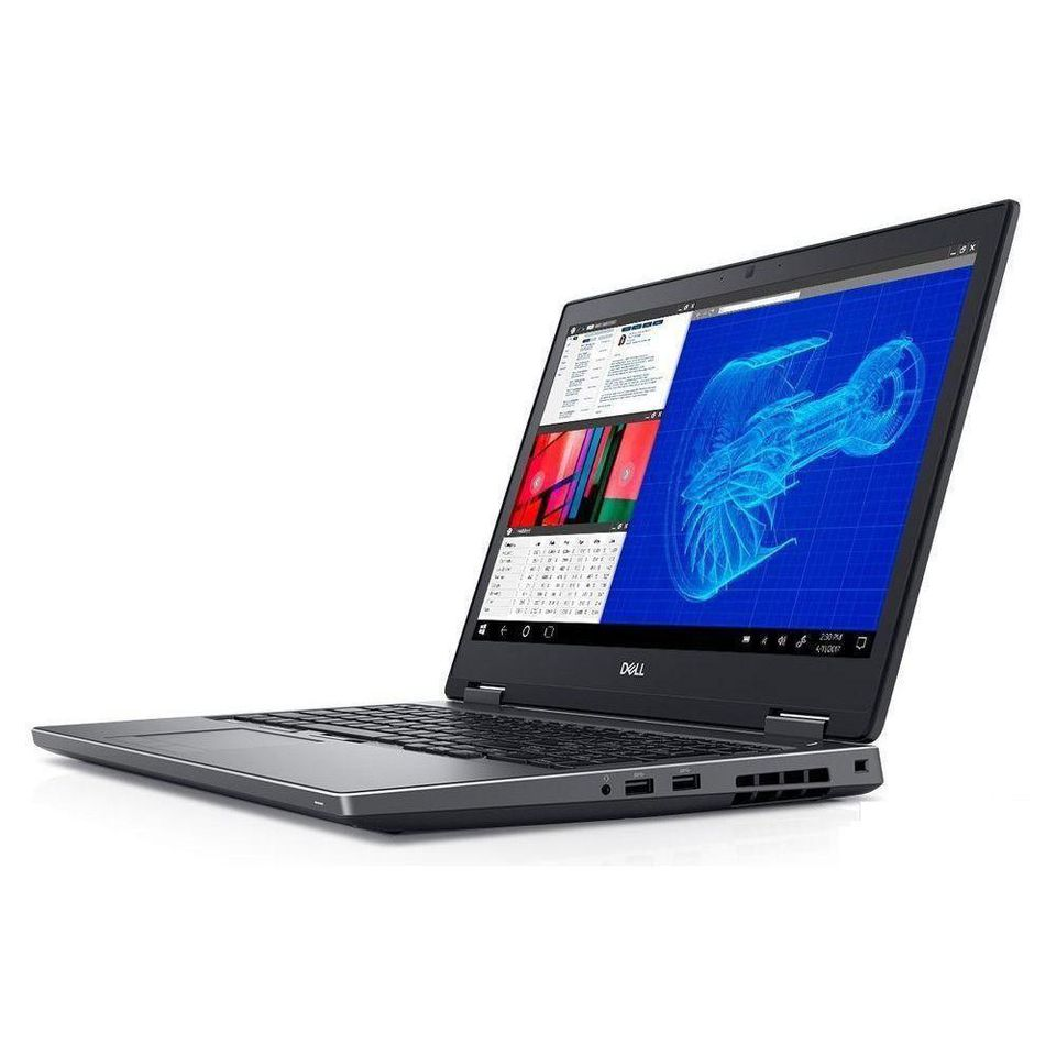 Dell Precision 7530 New 100% OpenBox (Core i7-8850H | RAM 8GB | HDD 500GB | Radeon Pro WX 4150 | 15.6