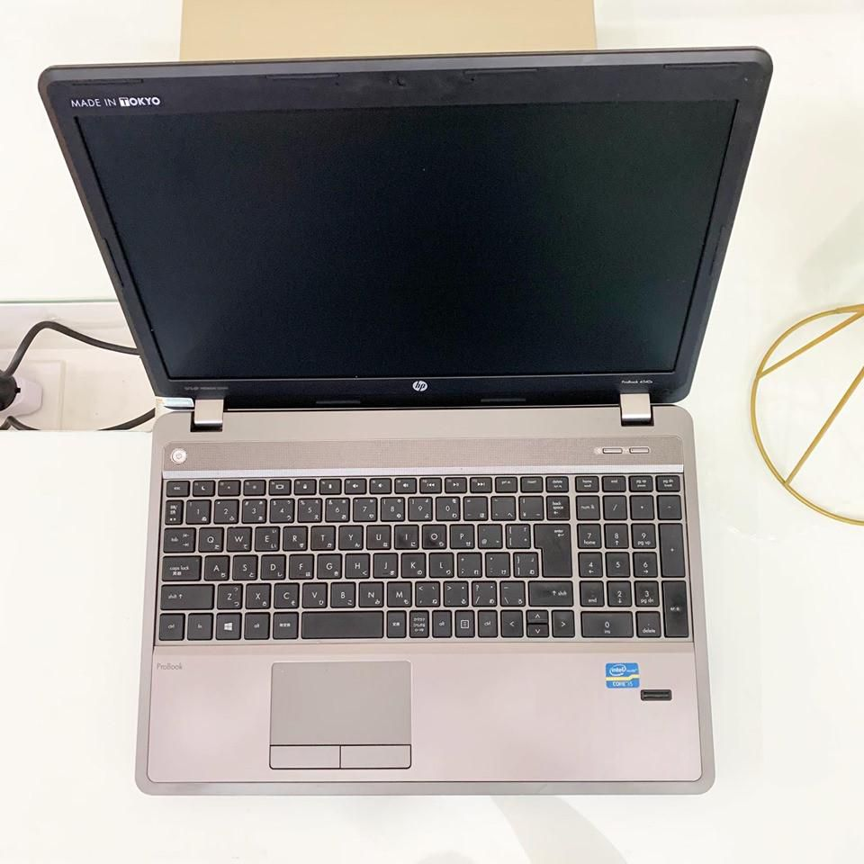 Laptop HP probook 4540s (Core i5-3210M, RAM 4GB, HDD 250GB, Intel HD Graphics 4000, 15.6inch HD LED)