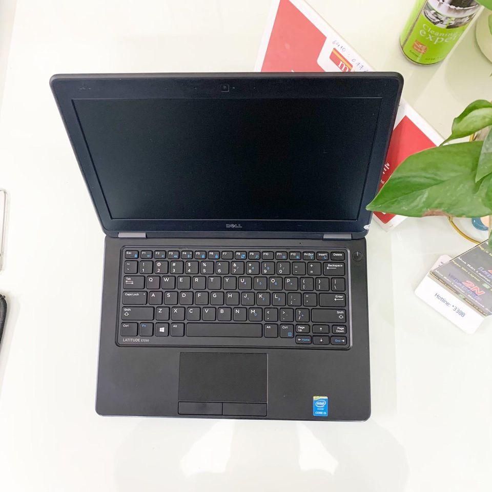 Laptop Cũ Dell Latitude E5250 (Core i5-5300U, RAM 4GB, SSD 128GB, VGA Intel HD Graphics 5500, 12.5 inch HD)