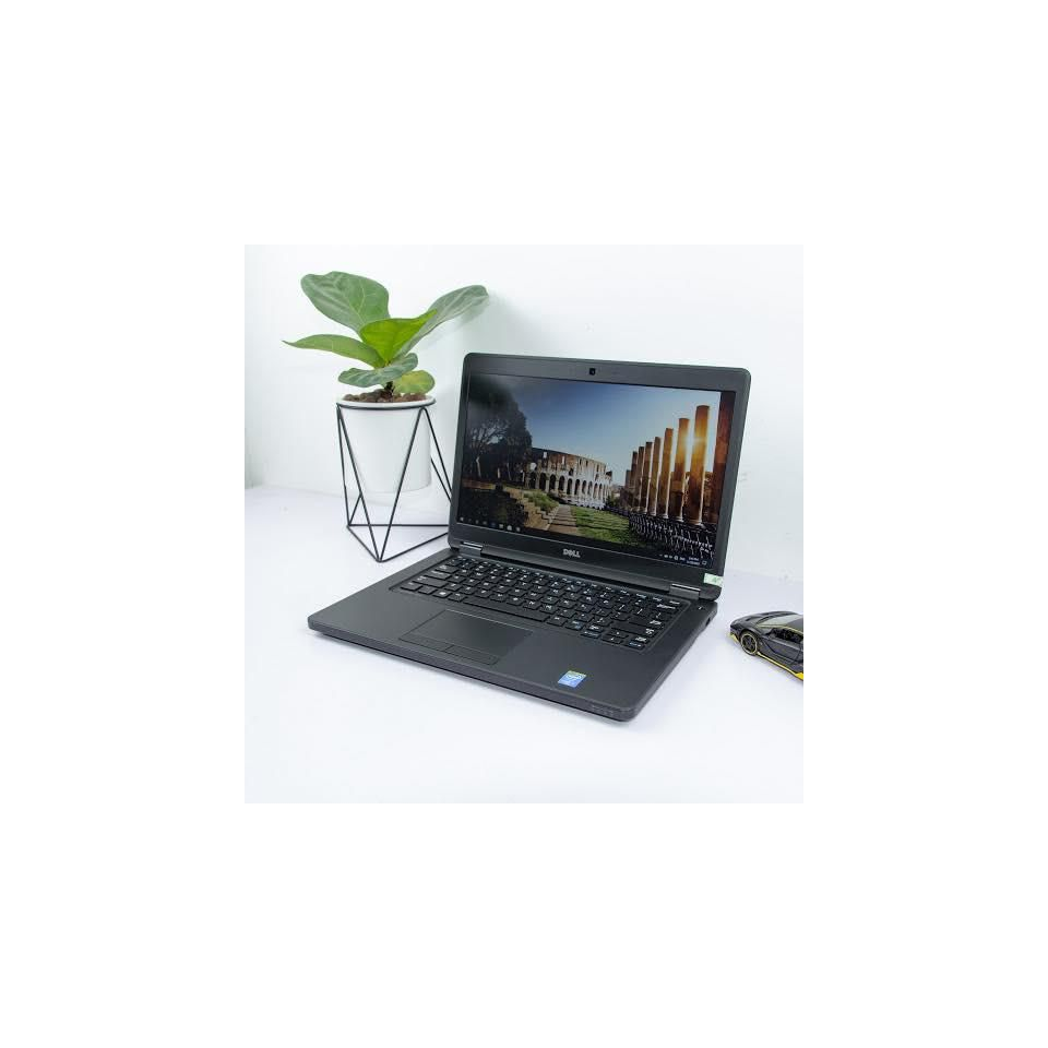 Laptop Dell Latitude E5450 (Core i5-5300U, RAM 4GB, SSD 128GB, VGA Intel HD Graphics 5500, 14 inch FULL HD)