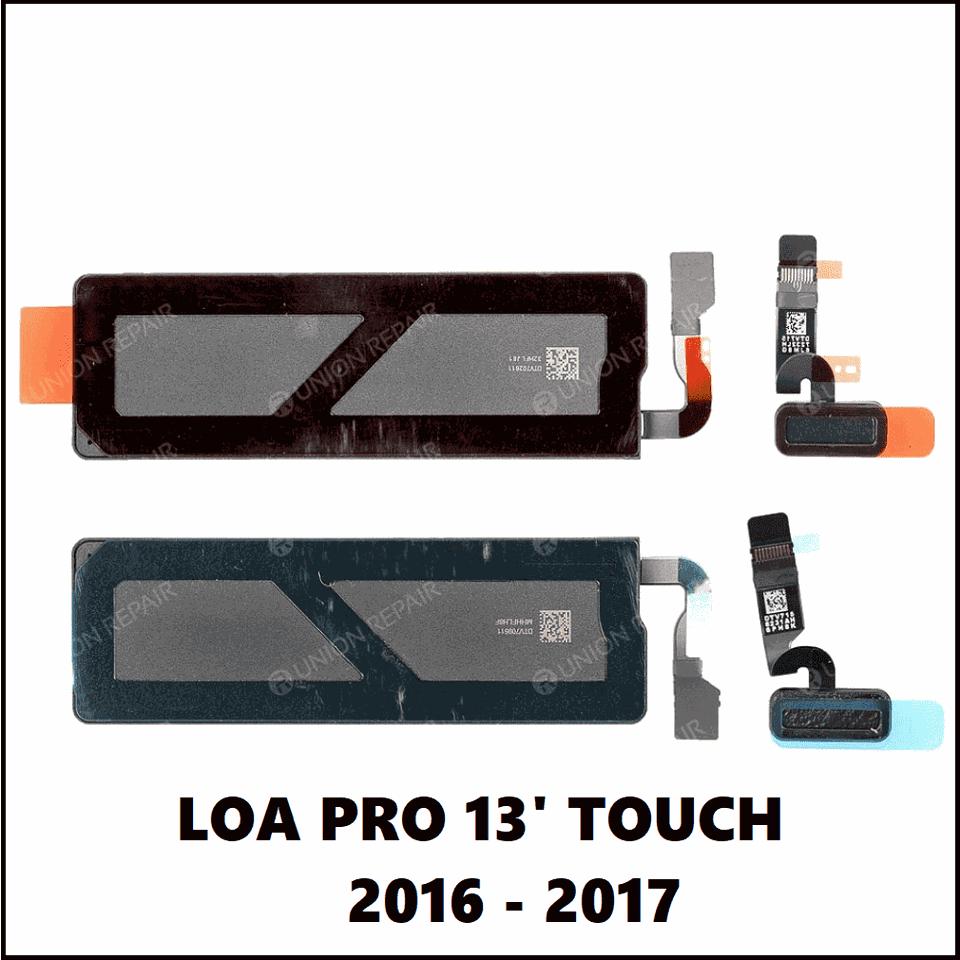 Loa Macbook Pro 13 inch Touch Bar : 2016 - 2017