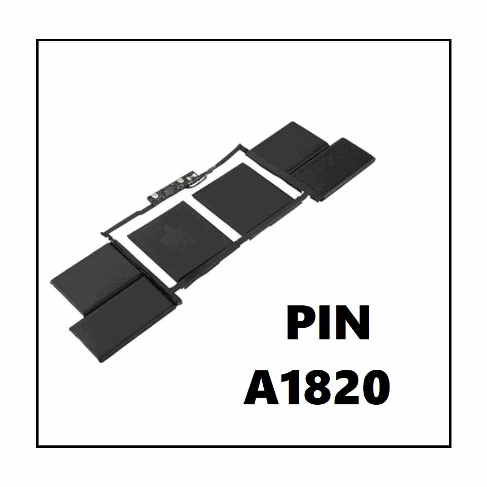 Thay Pin Macbook Tại Huế - Pin Macbook Pro 15 Inch 2016 - 2019