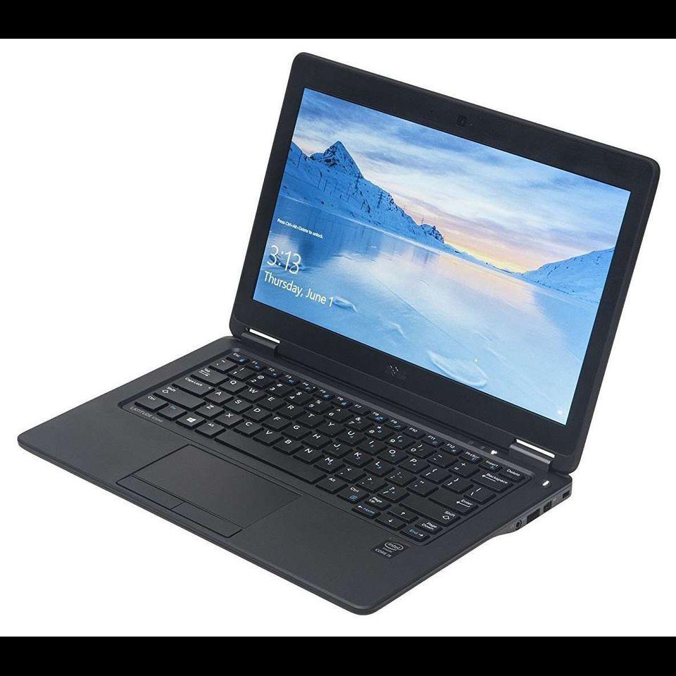 Dell Latitude E7250 | Core i5 5300U | Ram 4GB | SSD 128GB | 12.5 inch HD | intel HD Graphic 5500