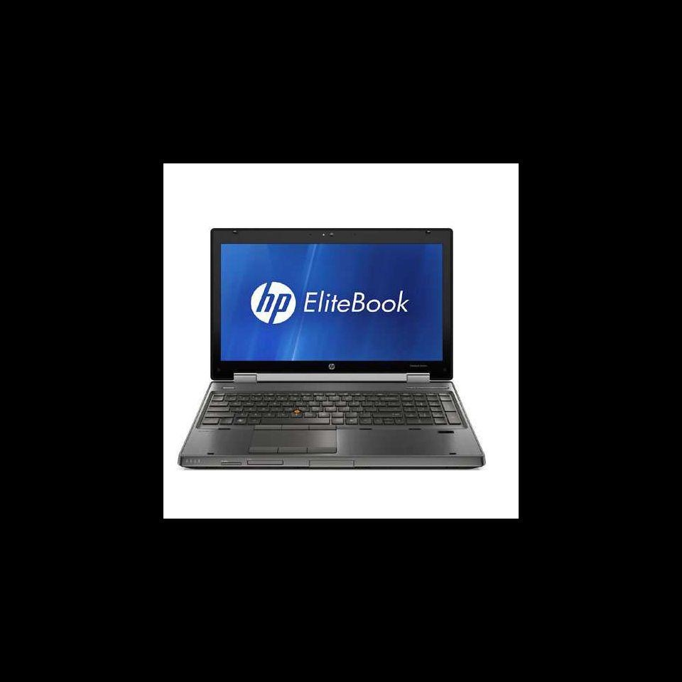 HP Elitbook 8570W Dreamcolor (Core I7 3720QM || RAM 16GB || SSD 512GB || NVidia Quadro K2000M || 15.6 Full HD) –