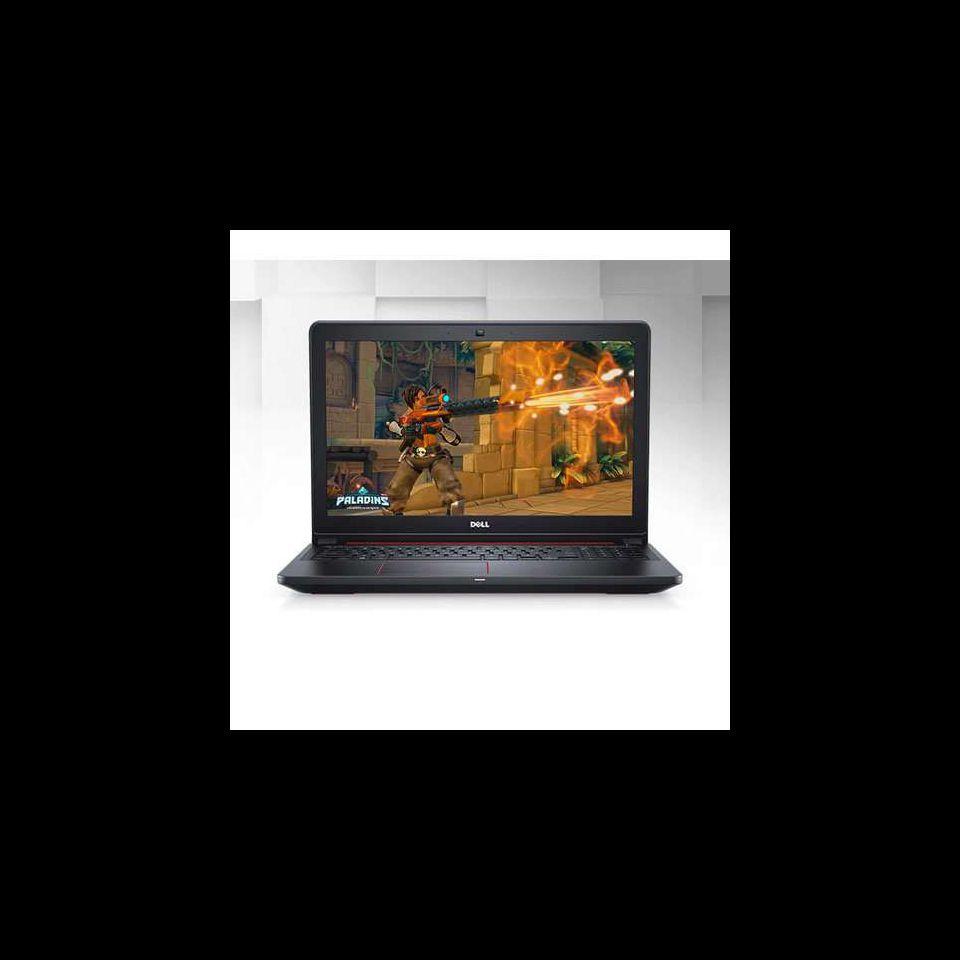 Dell Inspiron 5577 Gaming bảo hành 1 năm ( Core i5-7300HQ   RAM 8GB   SSD 128GB + HDD 500GB   VGA NVIDIA GTX 1050 4GB   15.6″ FullHD)