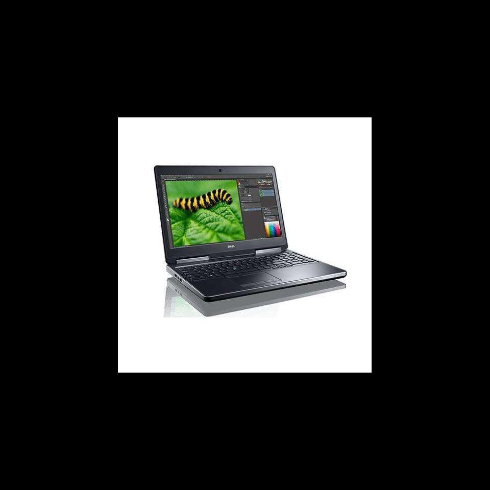 Dell Precision 7510 (i7-6820HQ | RAM 8GB |SSD 256GB | 15.6 inch FHD IPS 1920×1080 | Card  VGA Nvidia Quadro M1000M 2 GB )