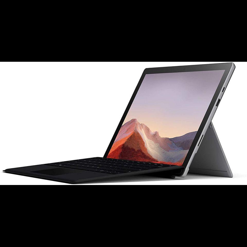 Microsoft Surface Pro 7 (Core I5-1035G4 | RAM 8GB |SSD M.2 NVMe 128GB | 12.3