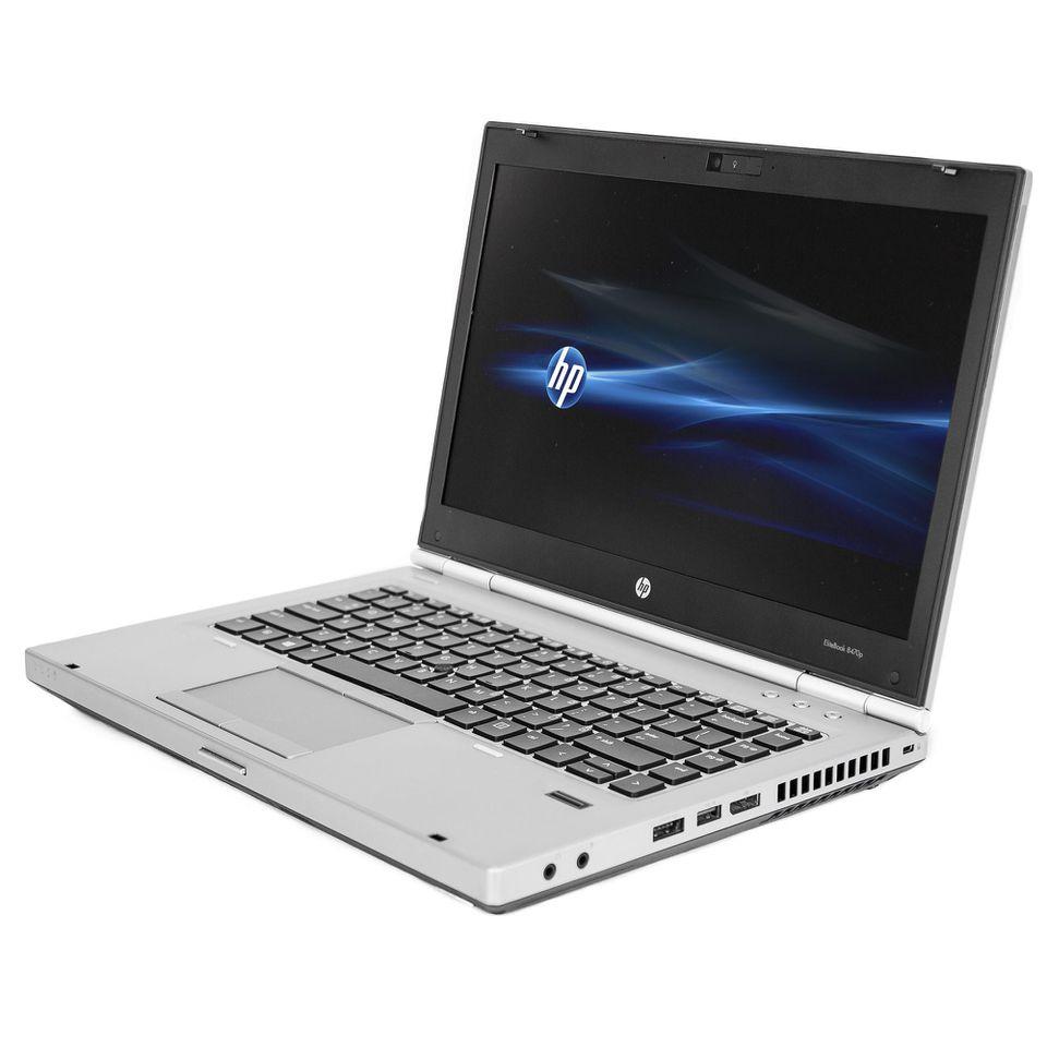 "HP Elitebook 8460p (Core I5-2520M | RAM 4GB | HDD 250GB | 14"" HD 1366x768 | Card on)"