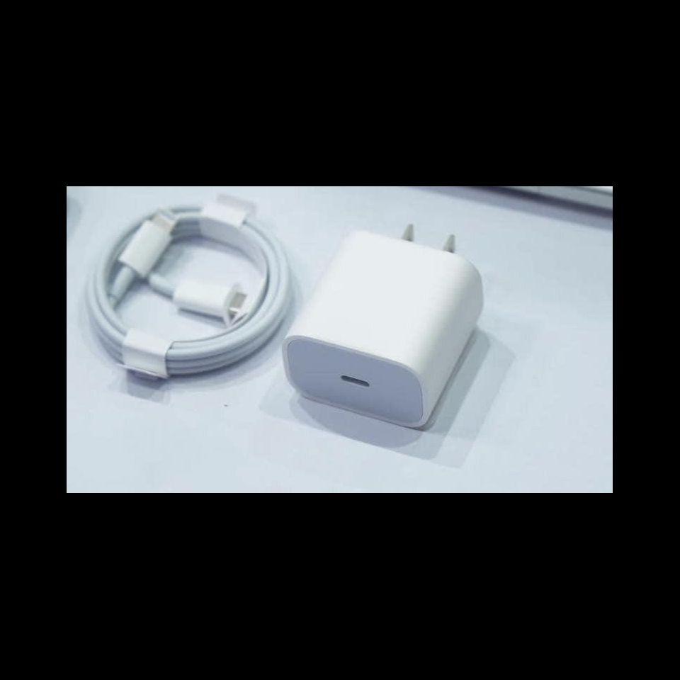 Cốc sạc nhanh 18W zin Apple