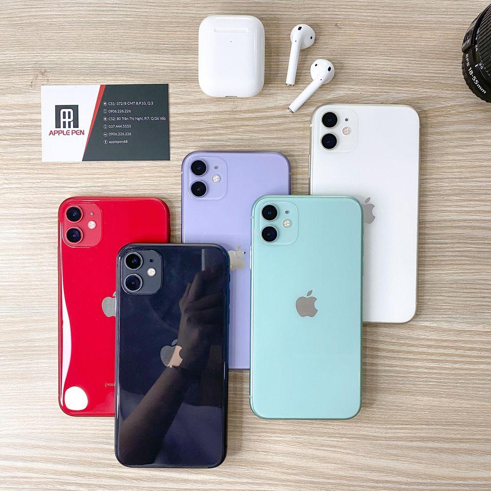 Iphone 11 Lock 64Gb 95% - 96%