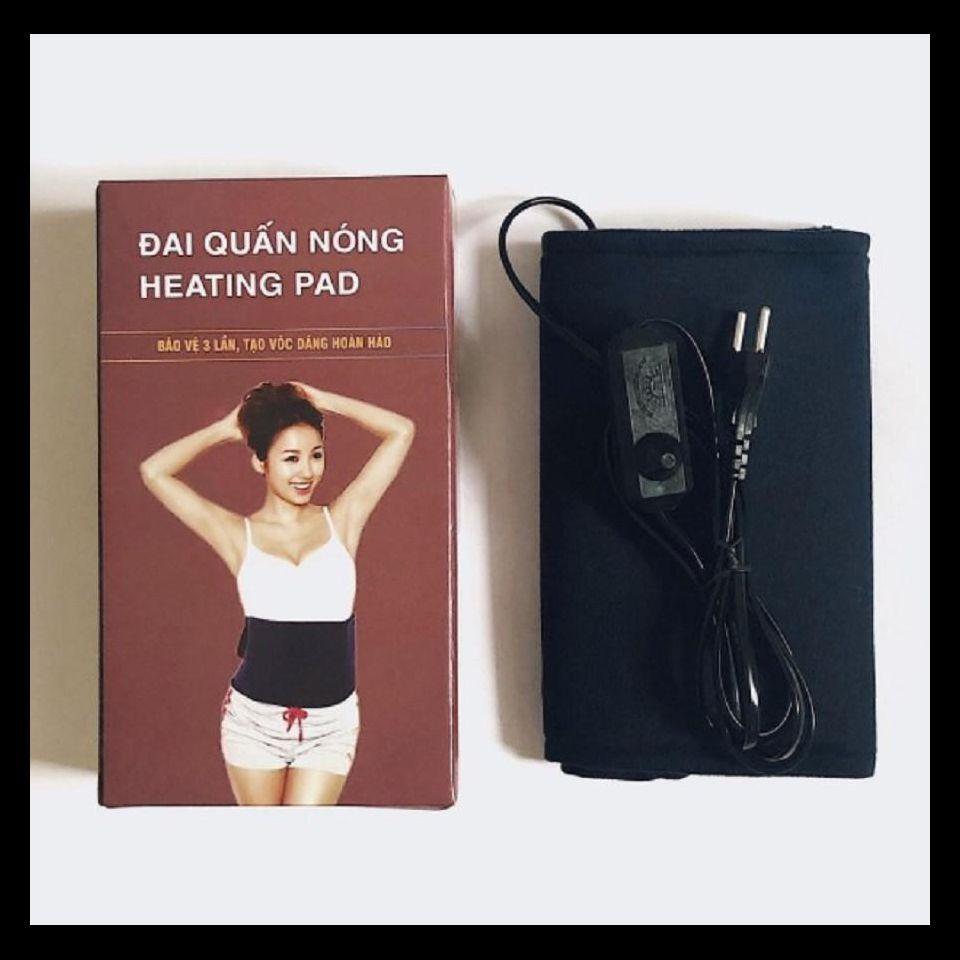 Đai quấn nóng Heating Pad bảo hành 6 tháng