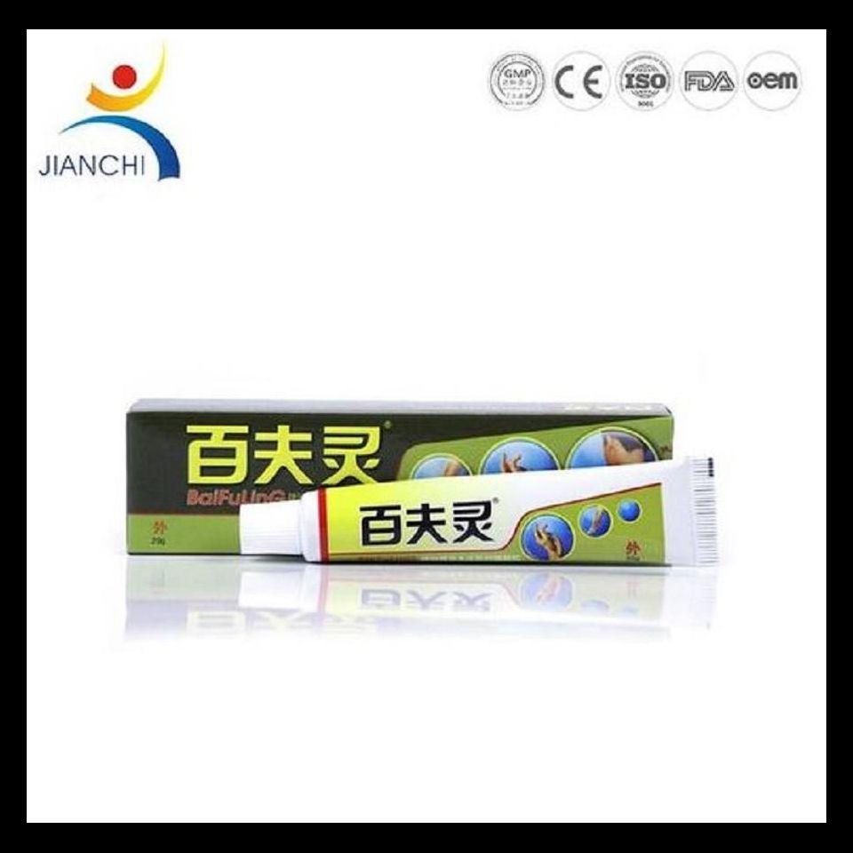 Kem điều trị bạch biến thảo dược Bách Phu Linh (百夫灵)