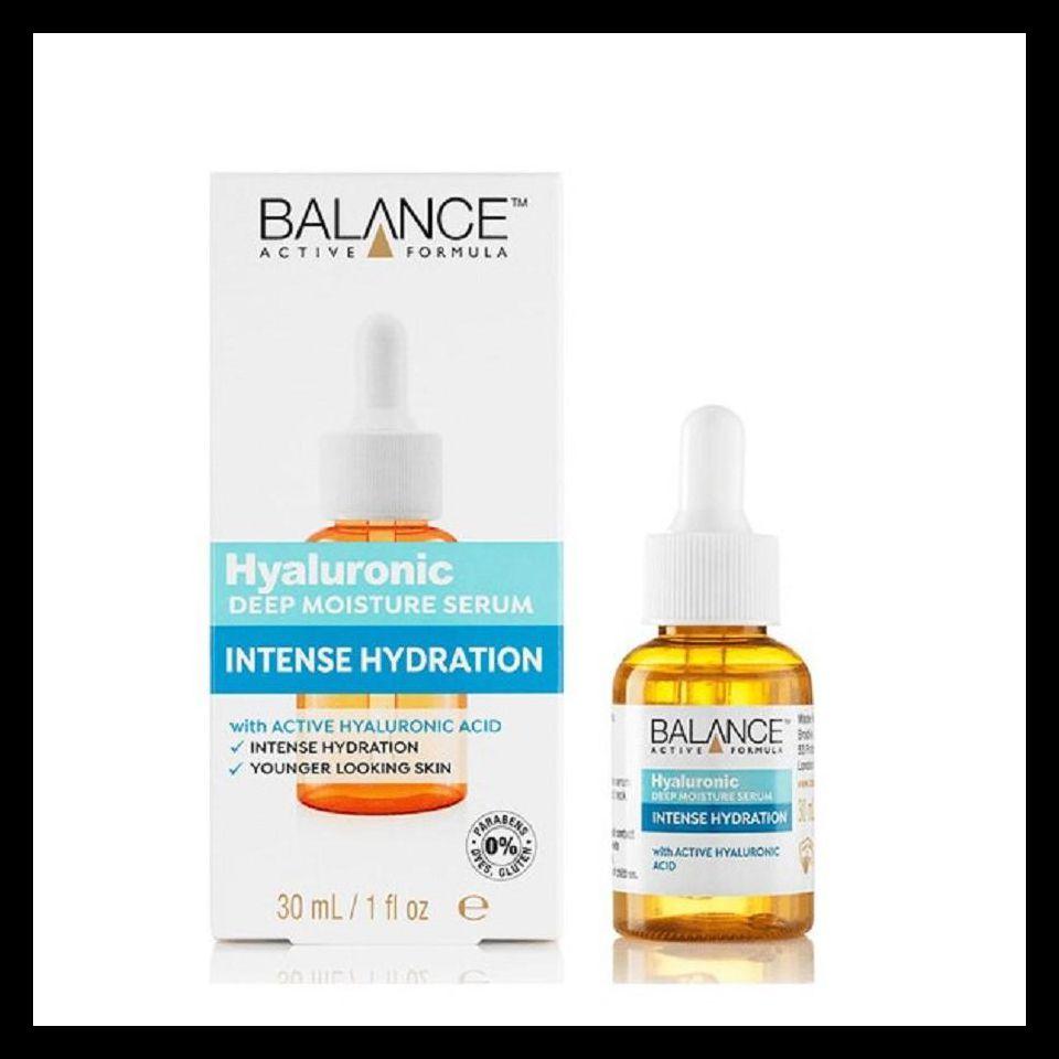 Tinh chất cấp nước dưỡng ẩm sâu Balance Hyaluronic Deep Moisture Serum 30ml