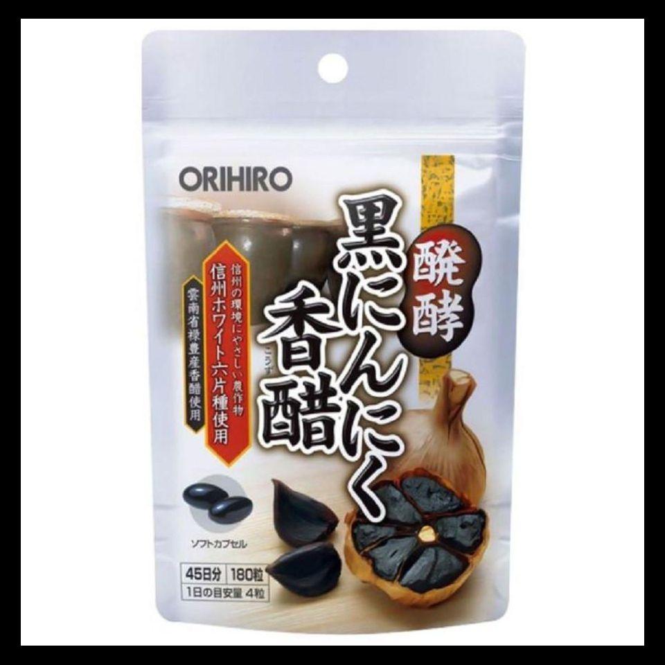 Viên uống tỏi đen Orihiro Nhật Bản