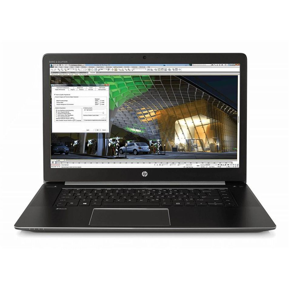 HP ZBOOK 15 Studio G3 Máy Trạm Đồ Họa Chuyên Nghiệp , VGA M1000M 4GB, Màn 15,6