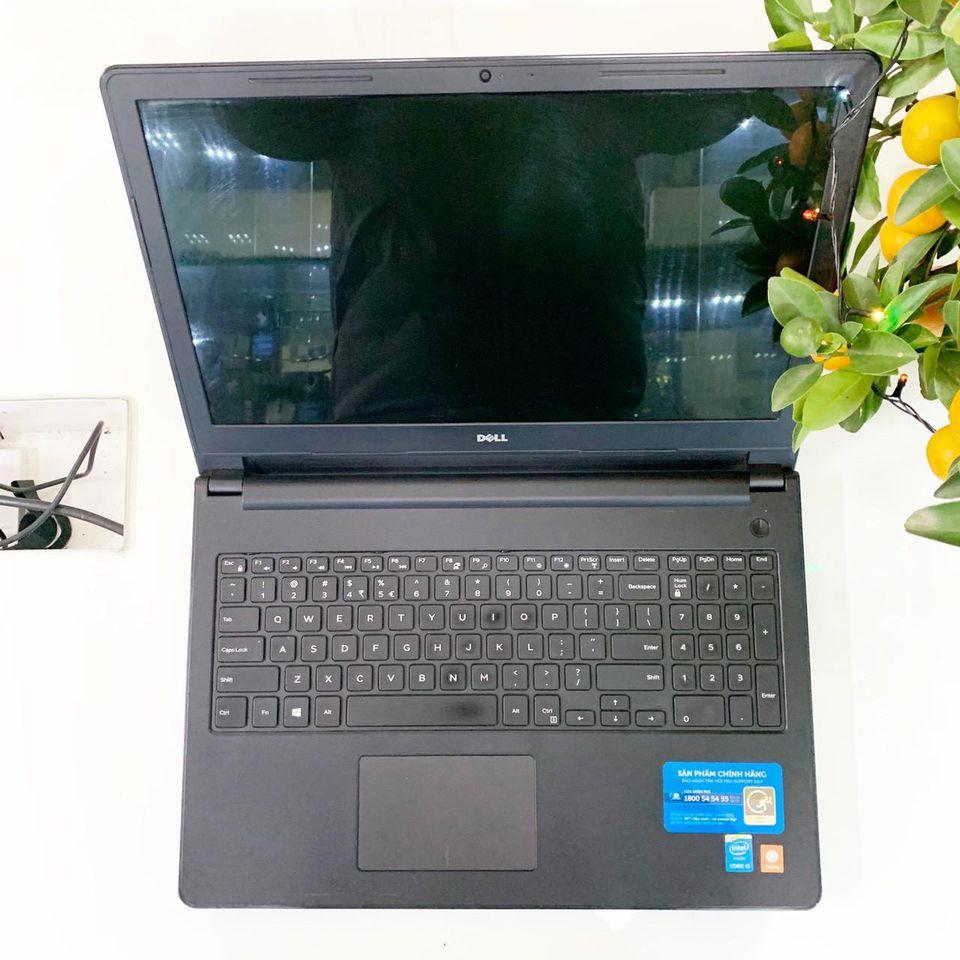 Laptop Cũ Dell Inspiron N3558 (Core i5-5200U, RAM 4GB, HDD 500GB, Intel HD Graphics, 15.6 inch)