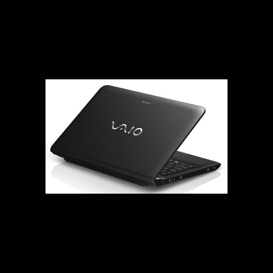 Laptop Sony Vaio SVE11115EGB (AMD E2-1800, RAM 2GB, HDD 320GB, VGA AMD Radeon 7340, 11.6 inch)