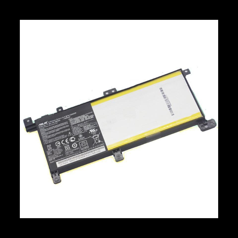 Pin Asus X556, X556UA, X556UB, X556UF, X556UJ, X556UQ, X556UR, X556UV, C21N1509, A556