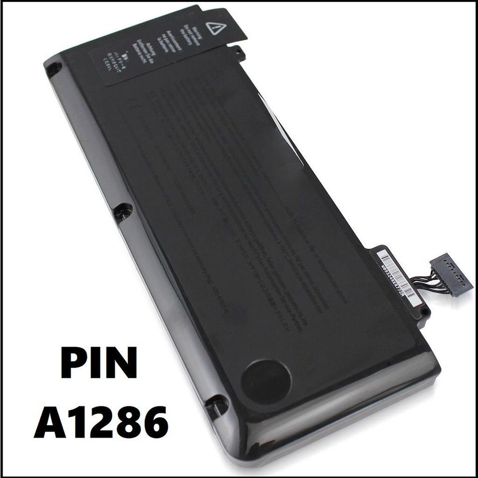 Thay Pin Macbook Tại Huế - Pin Macbook Pro 15 Inch A1382