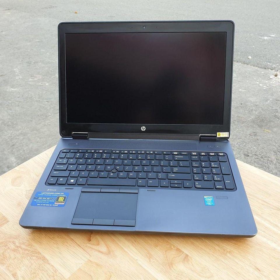 HP Trạm Zbook 15 - I7 4800MQ / Ram 8G / Ssd 256G / 15.6' Full HD / Máy Đẹp / Chuyên Đồ Họa