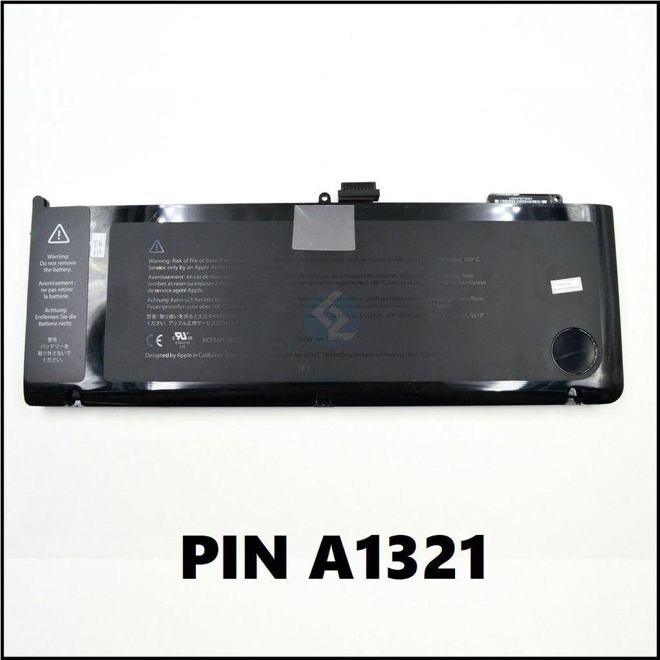 Thay Pin Macbook Tại Huế - Pin Macbook Pro 15' AA1321