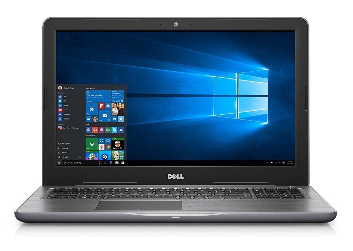 Laptop Dell Inspiron 15 5567