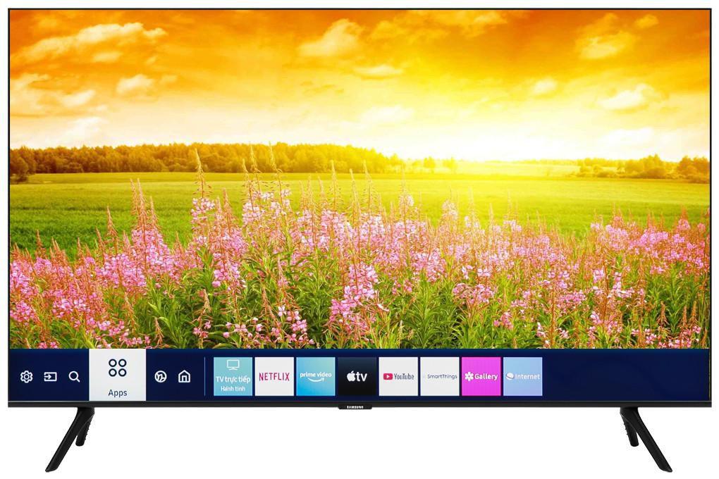 Smart Tivi QLED Samsung 4K 43 inch QA43Q60T
