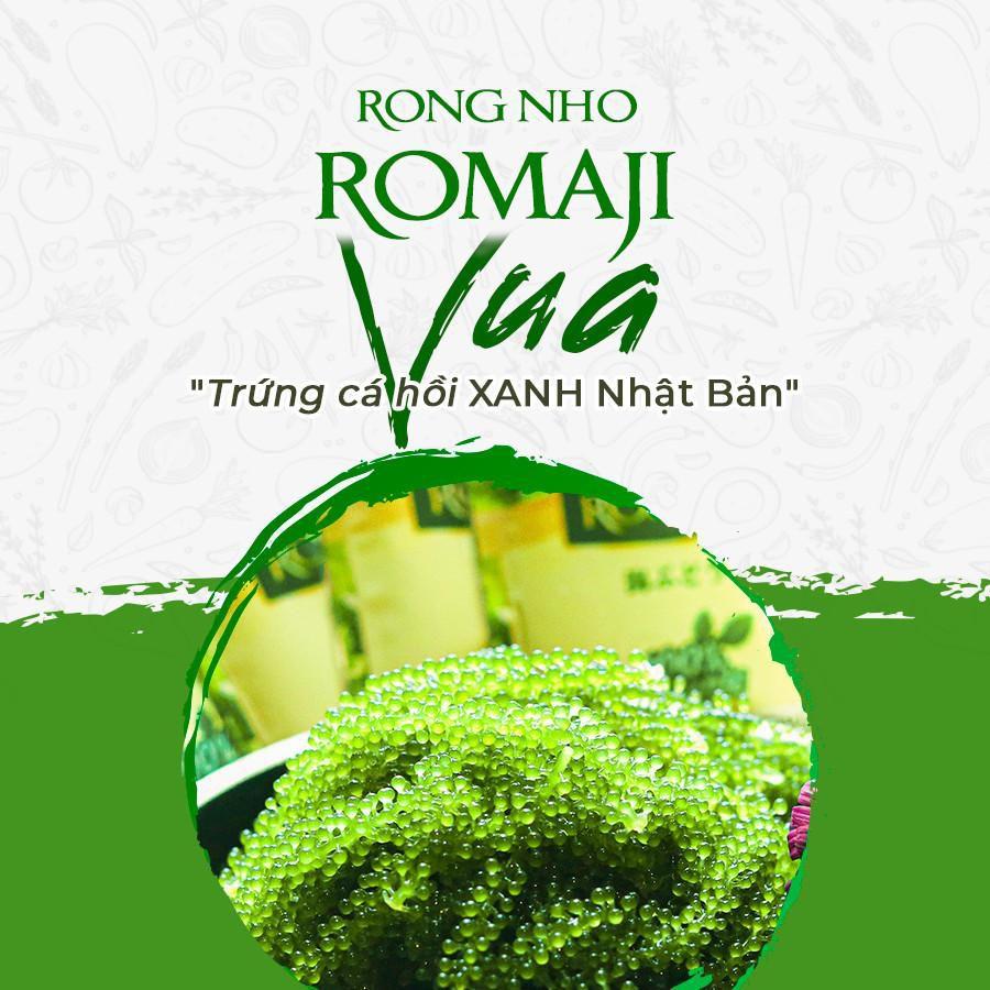 [CONGLY.VN] Rong nho Nhật – Món ăn Việt