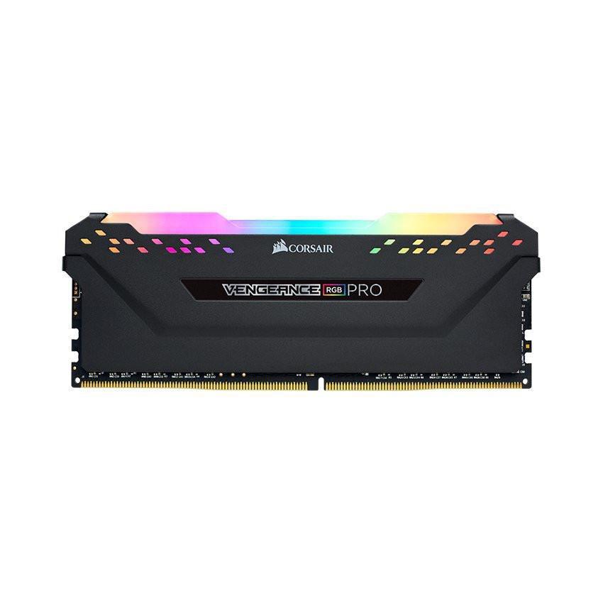 Ram Desktop Corsair Vengeance RGB (CMW16GX4M1D3000C16) 16GB (1x16GB) DDR4 3000MHz