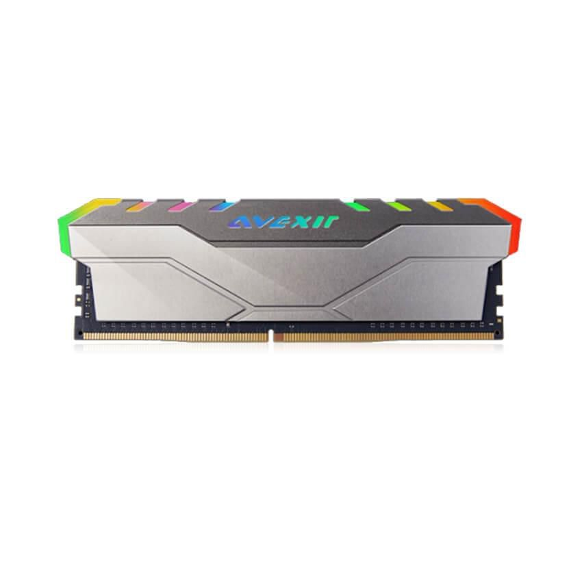 Ram Desktop AVERXIR 2C2C - Core2 RGB (AVD4UZ332001616G-2C2C) 32GB (2x16GB) DDR4 3200Mhz