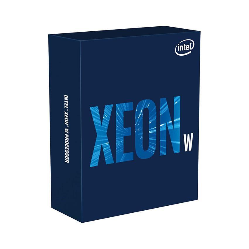 CPU Intel Xeon W-1270P (3.8 GHz turbo up to 5.1GHz, 8 nhân 16 luồng, 16MB Cache, 125W) - Socket Intel LGA 1200