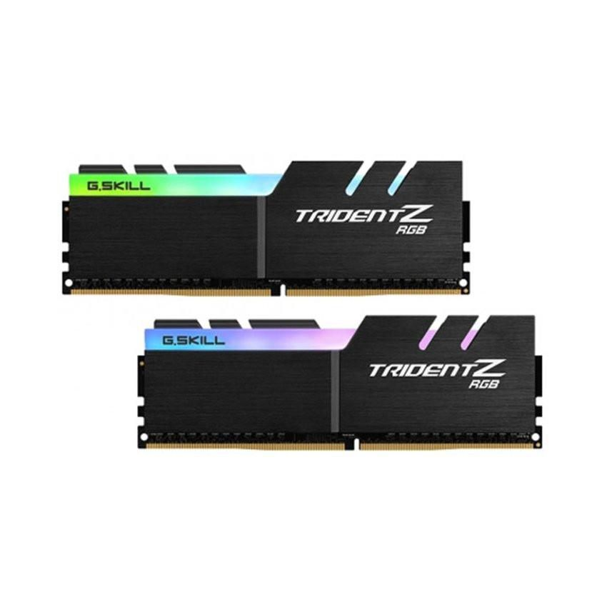 RAM Desktop Gskill Trident Z RGB (F4-3600C19D-16GTZRB) 16GB (2x8GB) DDR4 3600MHz