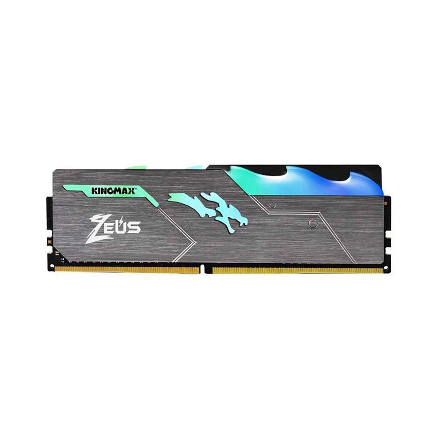 Ram Desktop Kingmax Zeus Dragon RGB (KM-LD4-3000-8GRS) 8G (1x8GB) DDR4 3000Mhz