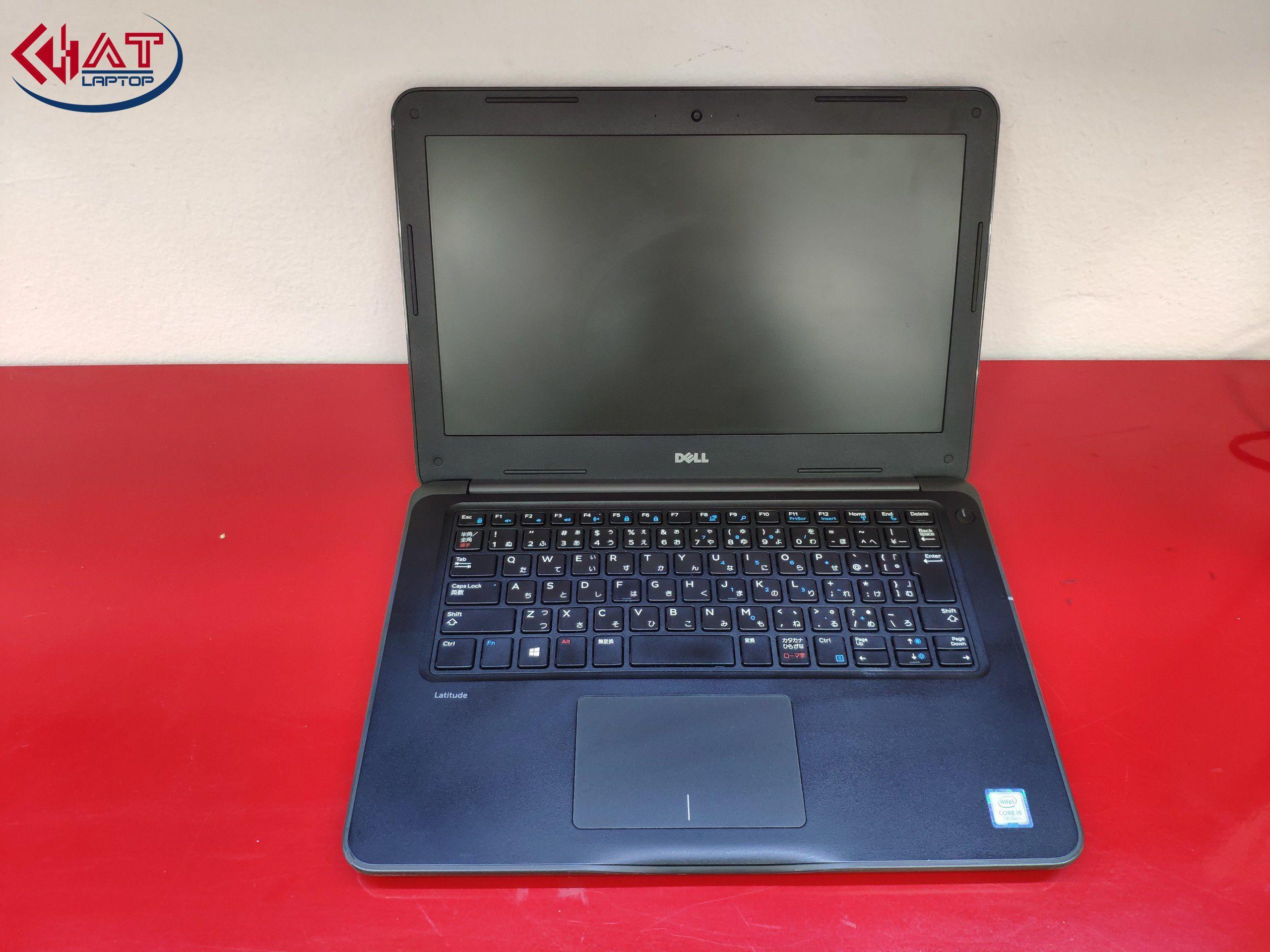 Laptop Dell Latitude 3380 core i5