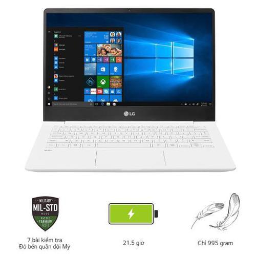 Laptop LG Gram 14ZD980-G. AX52A5 - White